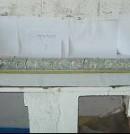 Testigo extraído para el análisis de la repercusión de la presencia de una junta fría en un muro