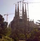 Monitorización templo de la Sagrada Familia durante obras adyacentes