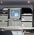 Equipo de acondicionamiento, control y registro de pruebas de cargas estáticas y dinámicas de puentes y pasarelas