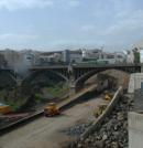 Estudio de los daños existentes en un puente en Tenerife