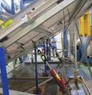 Ensayo de carga en panel solar