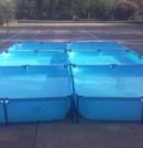 Pruebas de carga mediante bañeras con agua