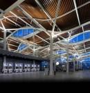 Estructura Nuevo Área Terminal del Aeropuerto de Zaragoza