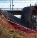 Análisis de la repercusión en las condiciones de seguridad del tablero de un puente del hundimiento parcial de una cimbra durante el hormigonado de un vano