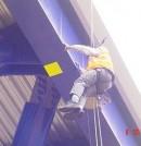 Inspección de puentes mediante medios de acceso especiales