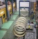 Ensayo de tubos de material de plástico