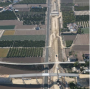Plataforma acceso ferroviario de Levante